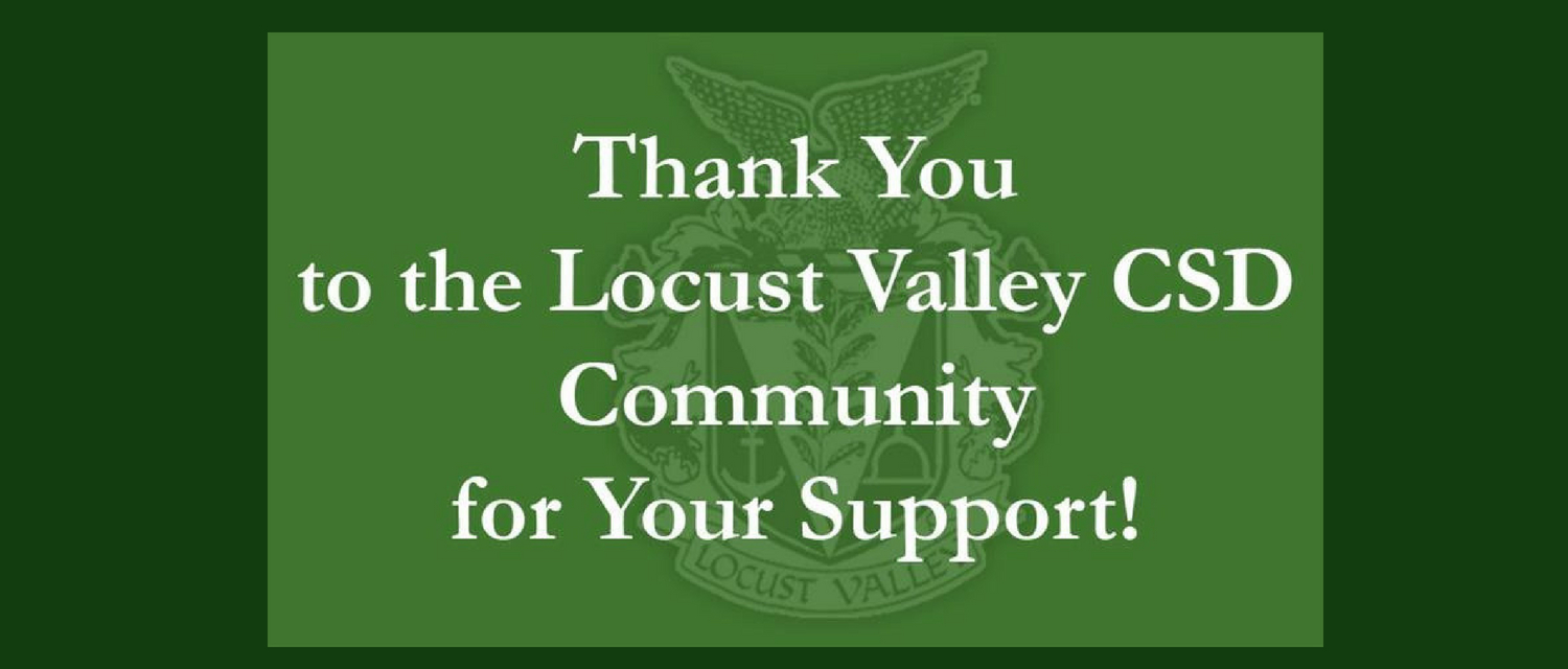 LVCSD Community Supports 2019-2020...