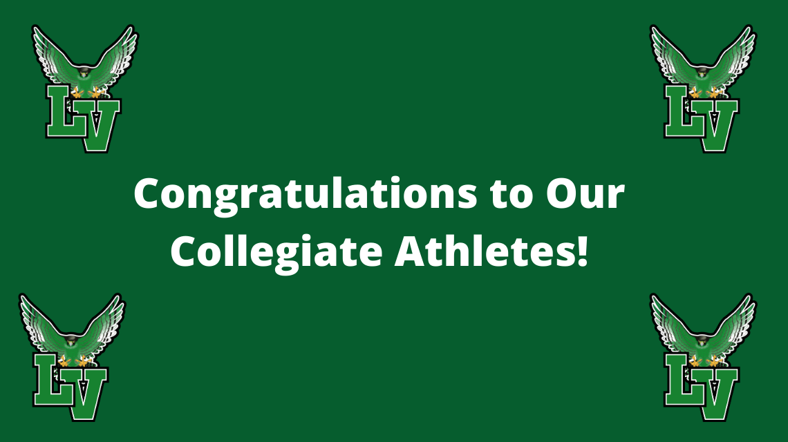 Congratulations to our Collegiate...