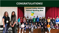 Spelling bee participants and winners pose for photos, thumbnail161335